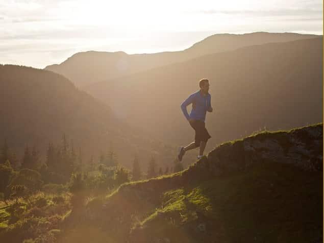 Το τρέξιμο στο βουνό δεν ασκεί επιπλέον πίεση στον Αχίλλειο τένοντα