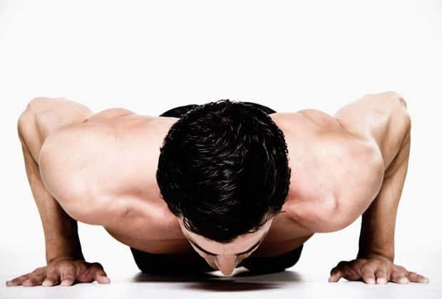Οι 10 καλύτερες ασκήσεις με το βάρος του σώματος