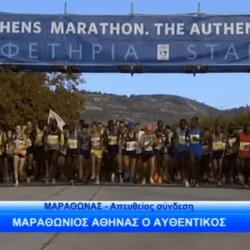 athens marathon 2016
