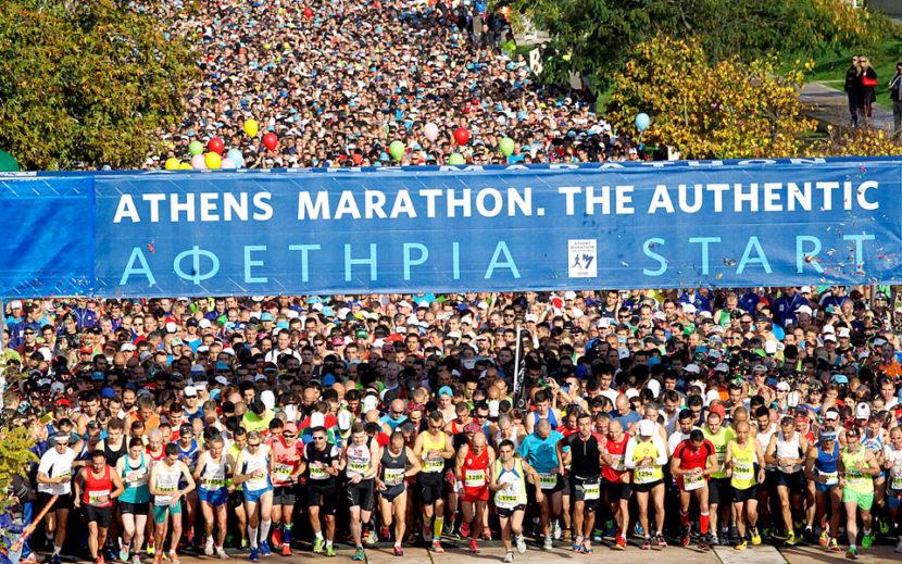 Αποτελέσματα Μαραθώνιος Αθήνας 2016 – 5km, 10km και Μαραθώνιος