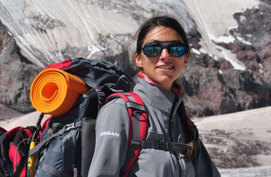 Η Ελληνίδα που θα προσπαθήσει να ανέβει στο Everest