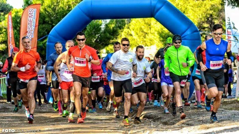 Pilabox Trail Race 2017 – 29 Ιανουαρίου | Πεντέλη