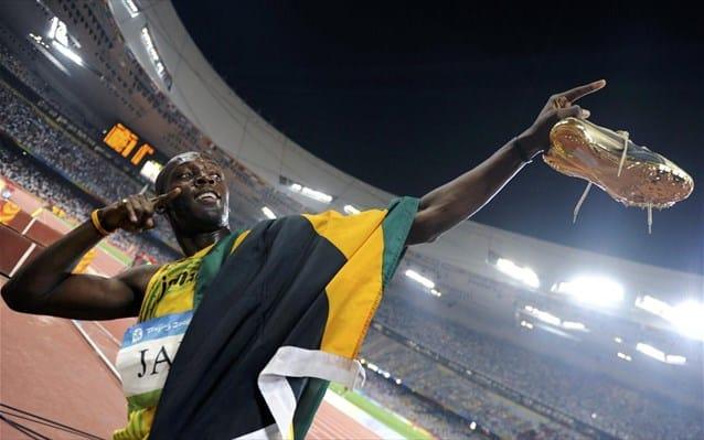 Σταματάει το τρέξιμο ο Bolt