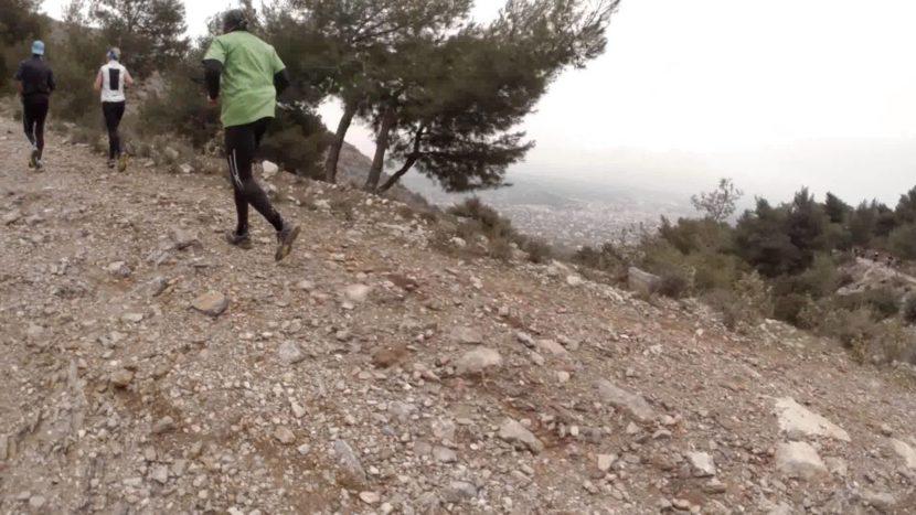 Αποτελέσματα 18ος δρόμος βουνού Υμηττού 2017