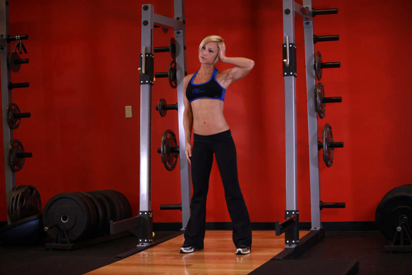 4 Ισομετρικές ασκήσεις αυχένα για ενδυνάμωση μυών περιφερειακά της αυχενικής μοίρας