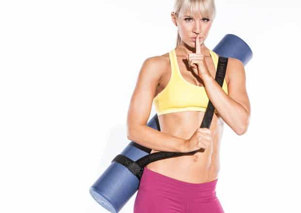 8 ασκήσεις με foam roller για ζέσταμα και αποκατάσταση