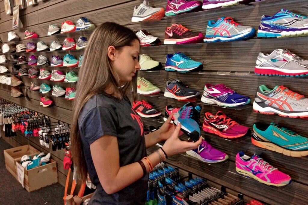 Διαλέγοντας τα σωστά running shoes
