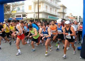 marathonios messinis 2018